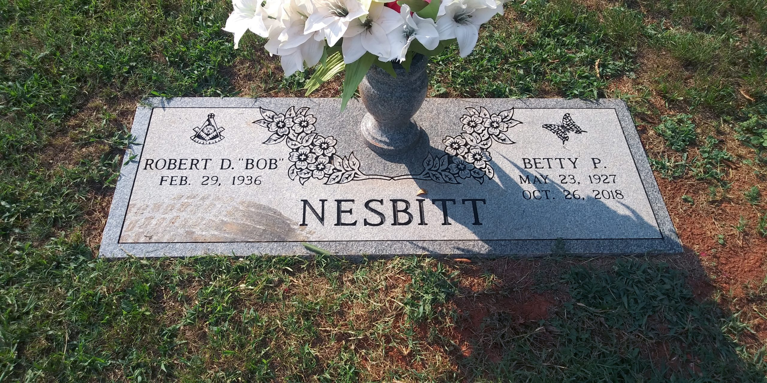 Nesbitt Before Cleaning 2