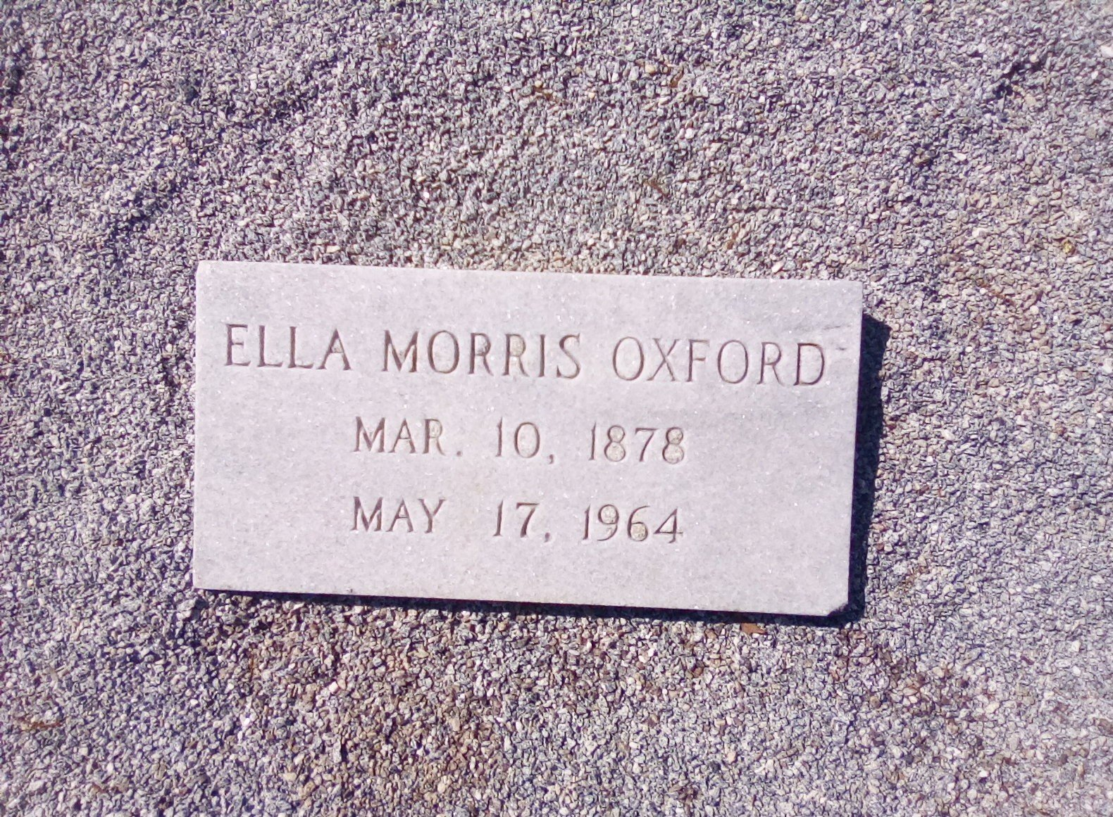 Oxford Grass Marker Marble